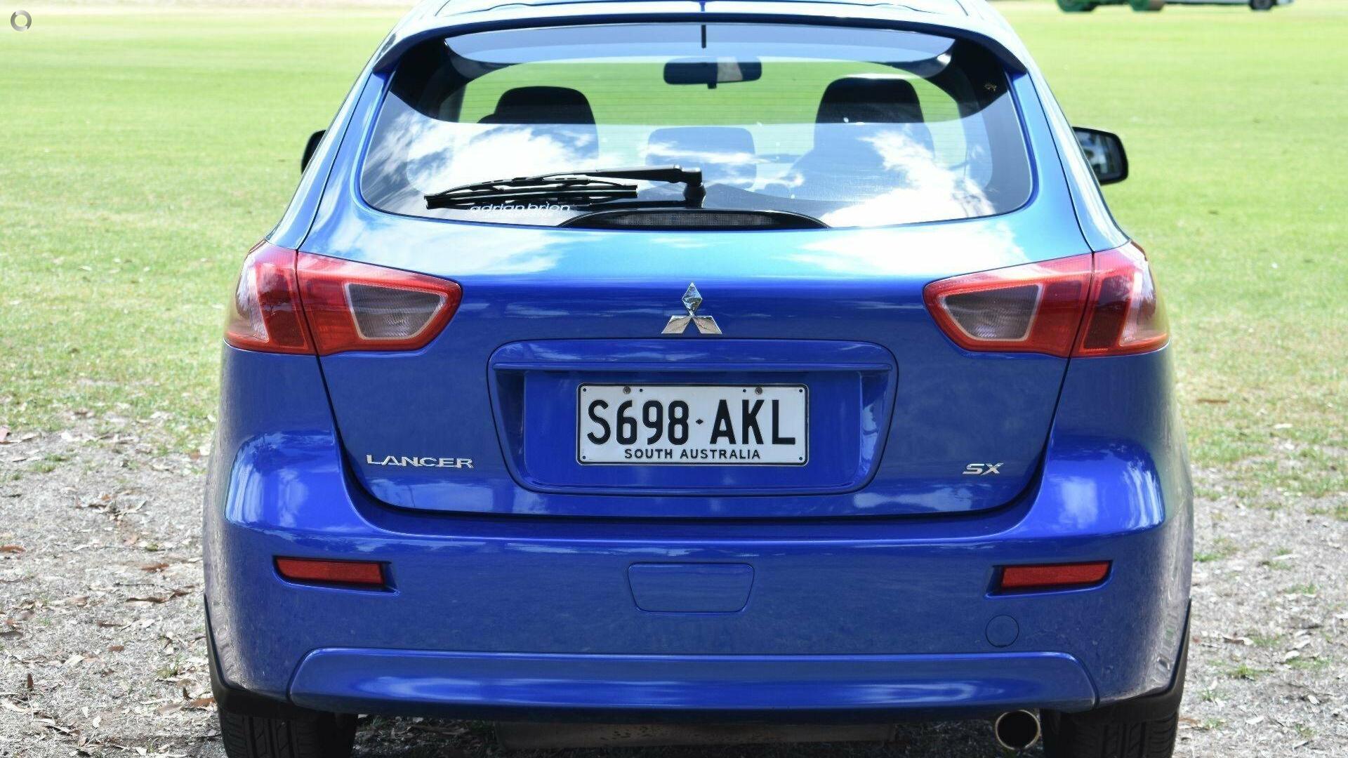 2010 Mitsubishi Lancer SX CJ
