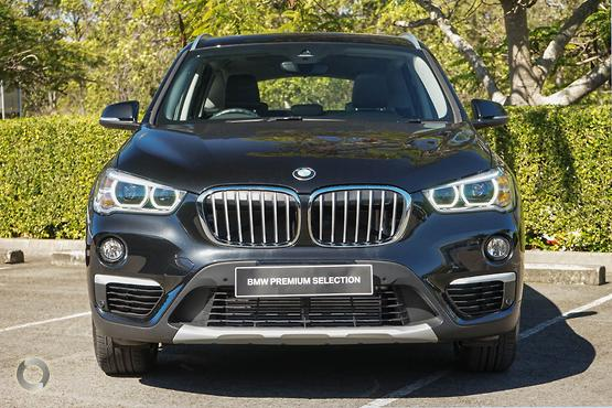 2018 BMW X 1 sDrive18d