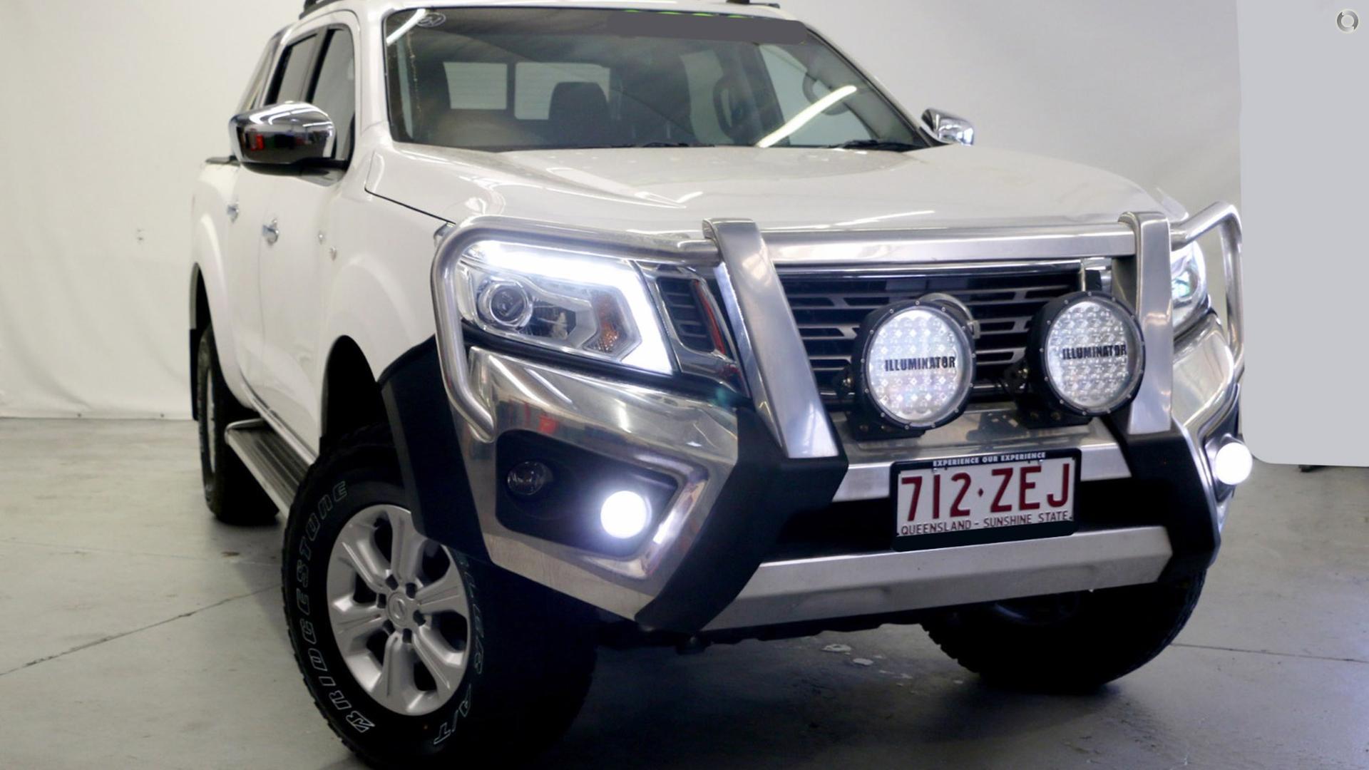 2016 Nissan Navara D23