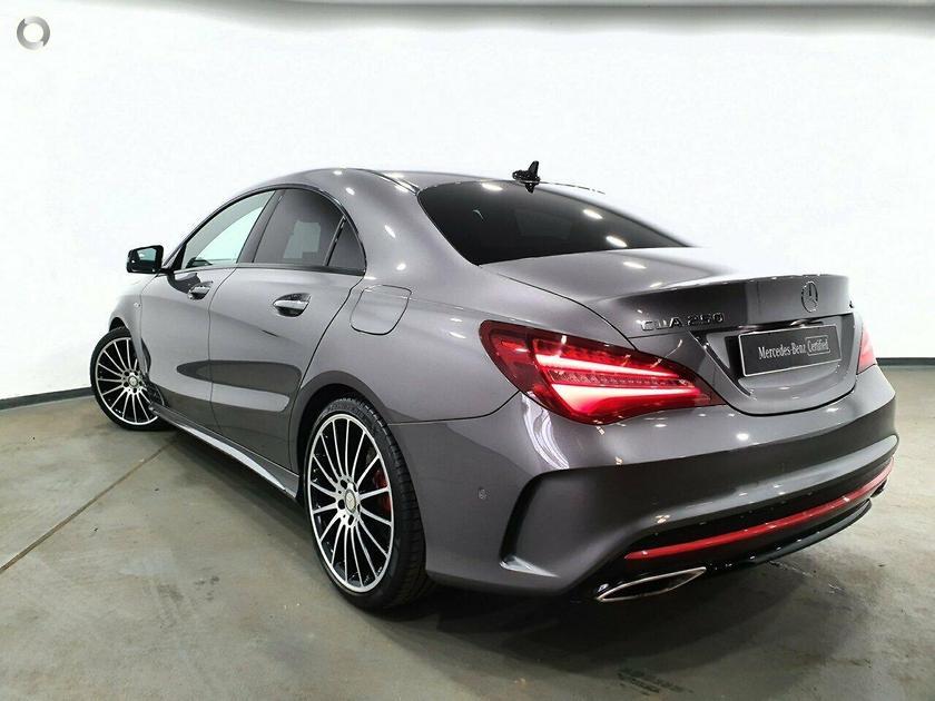2017 Mercedes-Benz CLA 250 SPORT Coupé