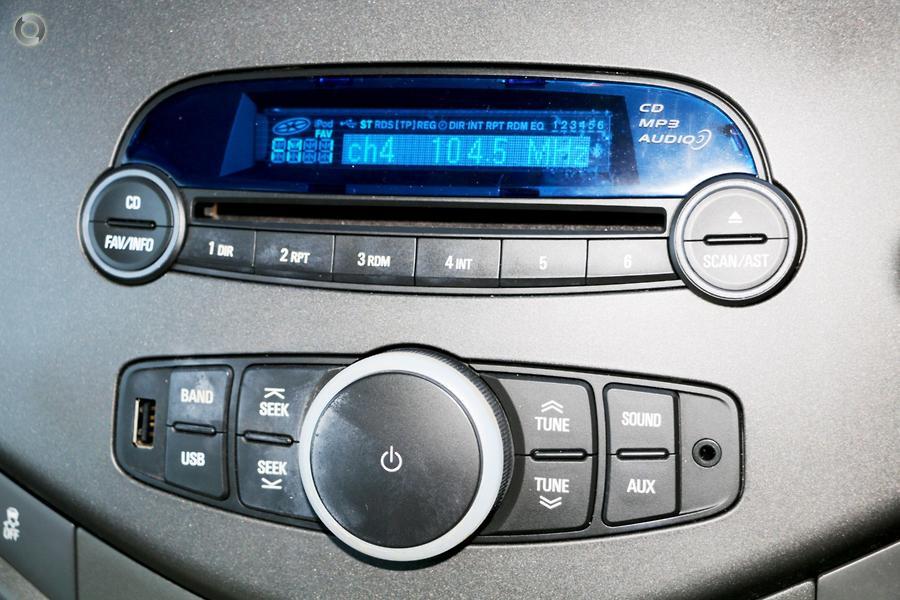 2010 Holden Barina Spark CD MJ