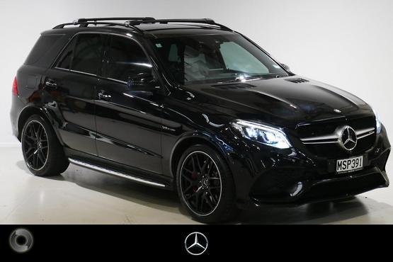2016 Mercedes-AMG GLE 63