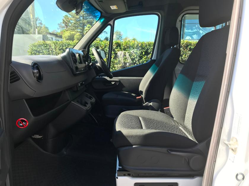 2018 Mercedes-Benz SPRINTER Cab Chassis