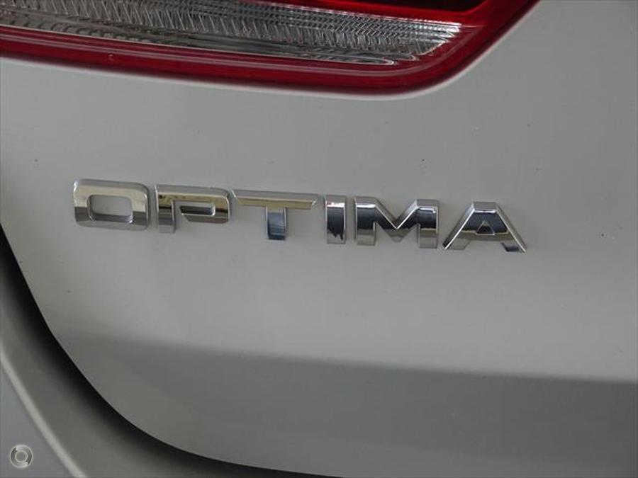 2017 Kia Optima Si JF