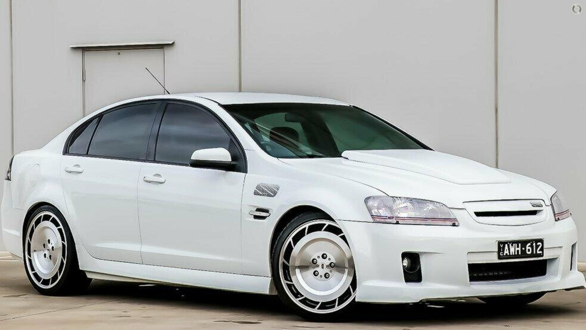 2009 Holden Commodore VE
