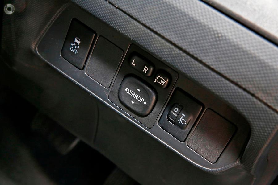 2010 Toyota Corolla Ascent ZRE152R