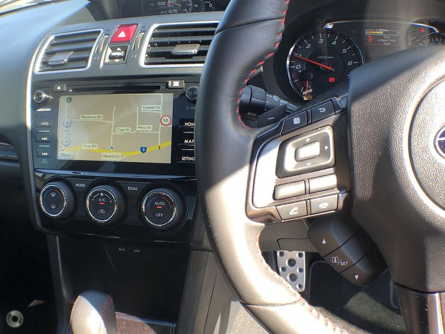 2018 Subaru WRX Premium V1 - von Bibra Peugeot