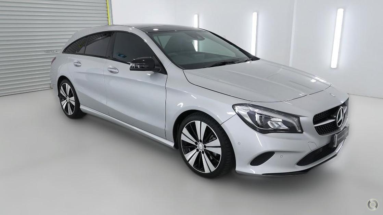 2016 Mercedes-Benz CLA 200 Shooting Brake