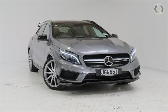 2015 Mercedes-AMG GLA 45