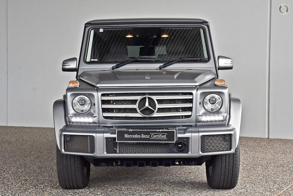 2016 Mercedes-Benz G 350 D Wagon