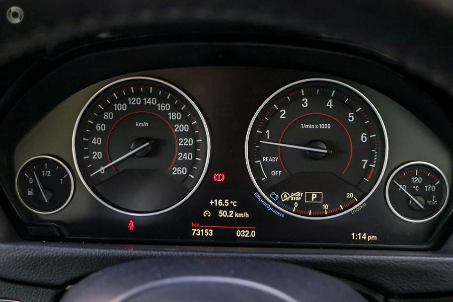 2015 BMW 420i M Sport