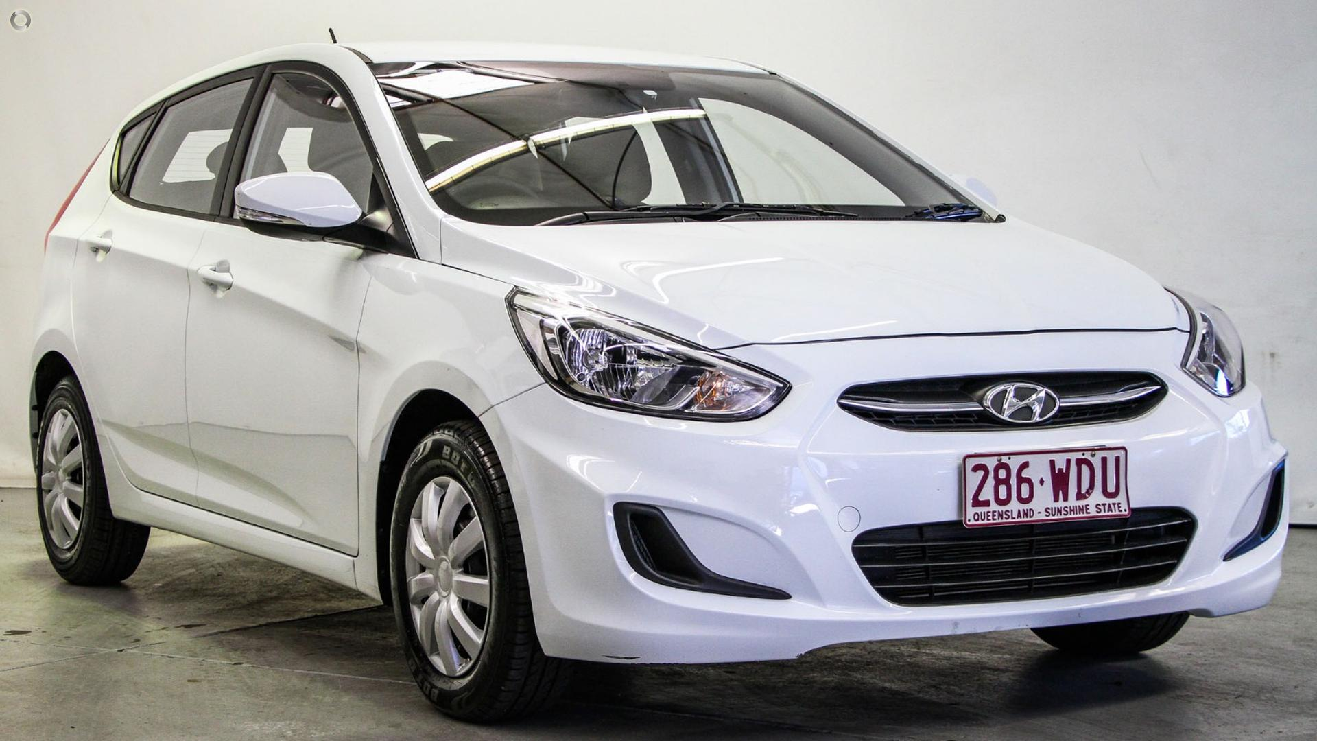 2015 Hyundai Accent RB3