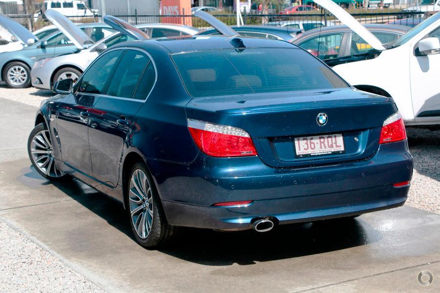 2010 BMW 520d  E60