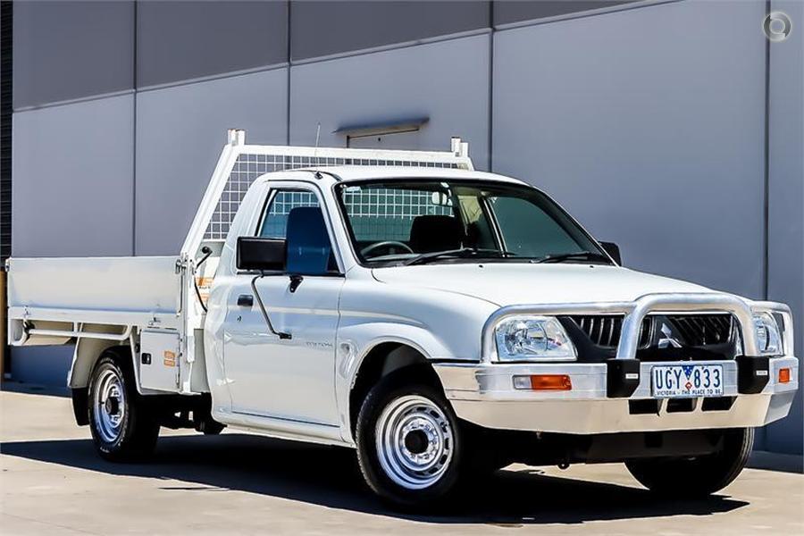 2005 Mitsubishi Triton GL MK