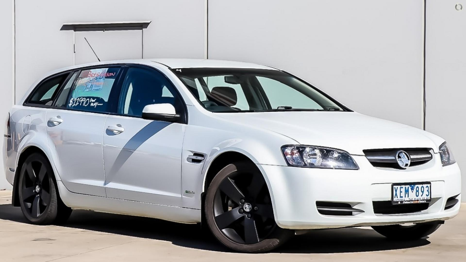 2009 Holden Commodore Omega VE