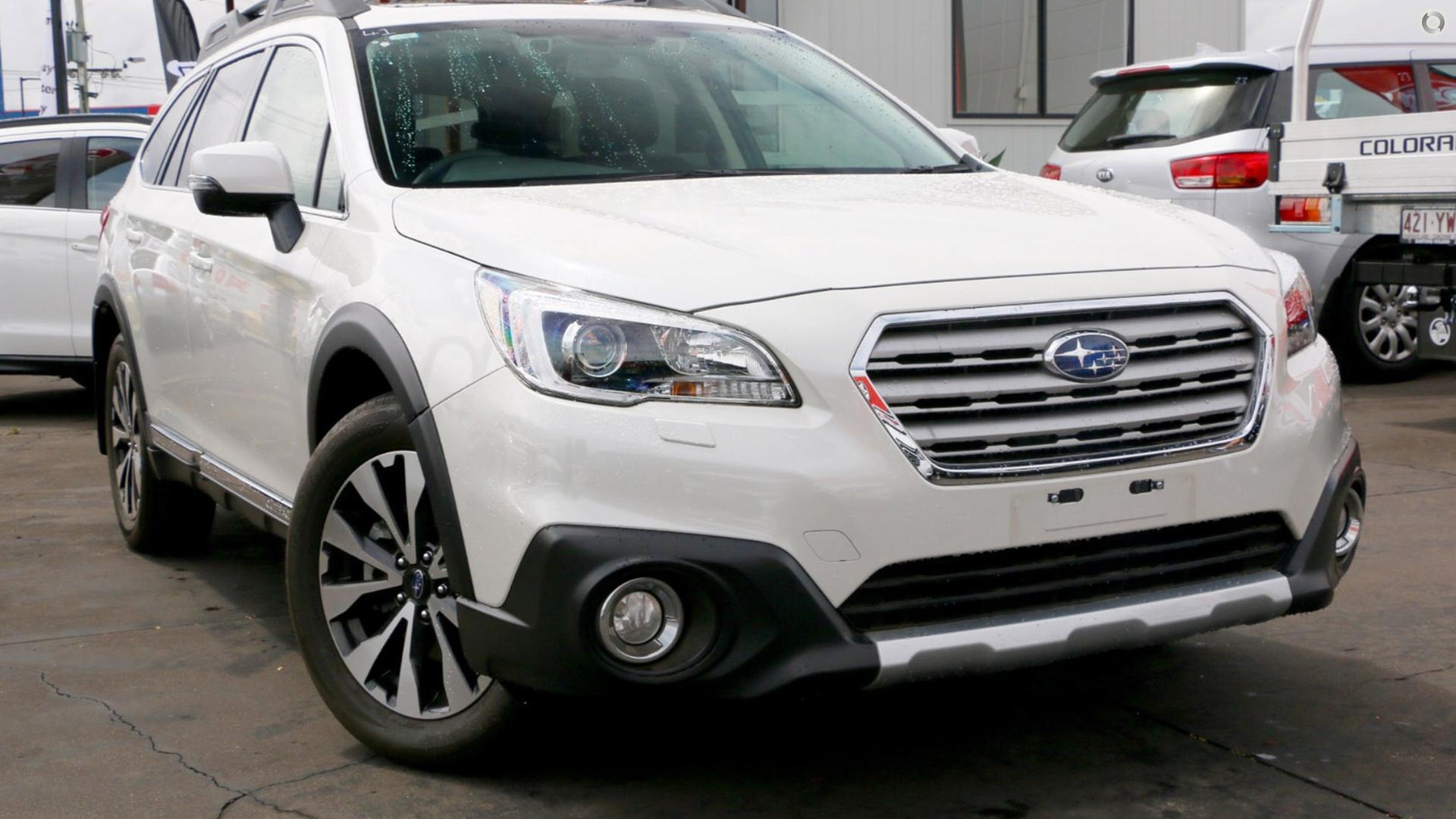 2015 Subaru Outback 5GEN