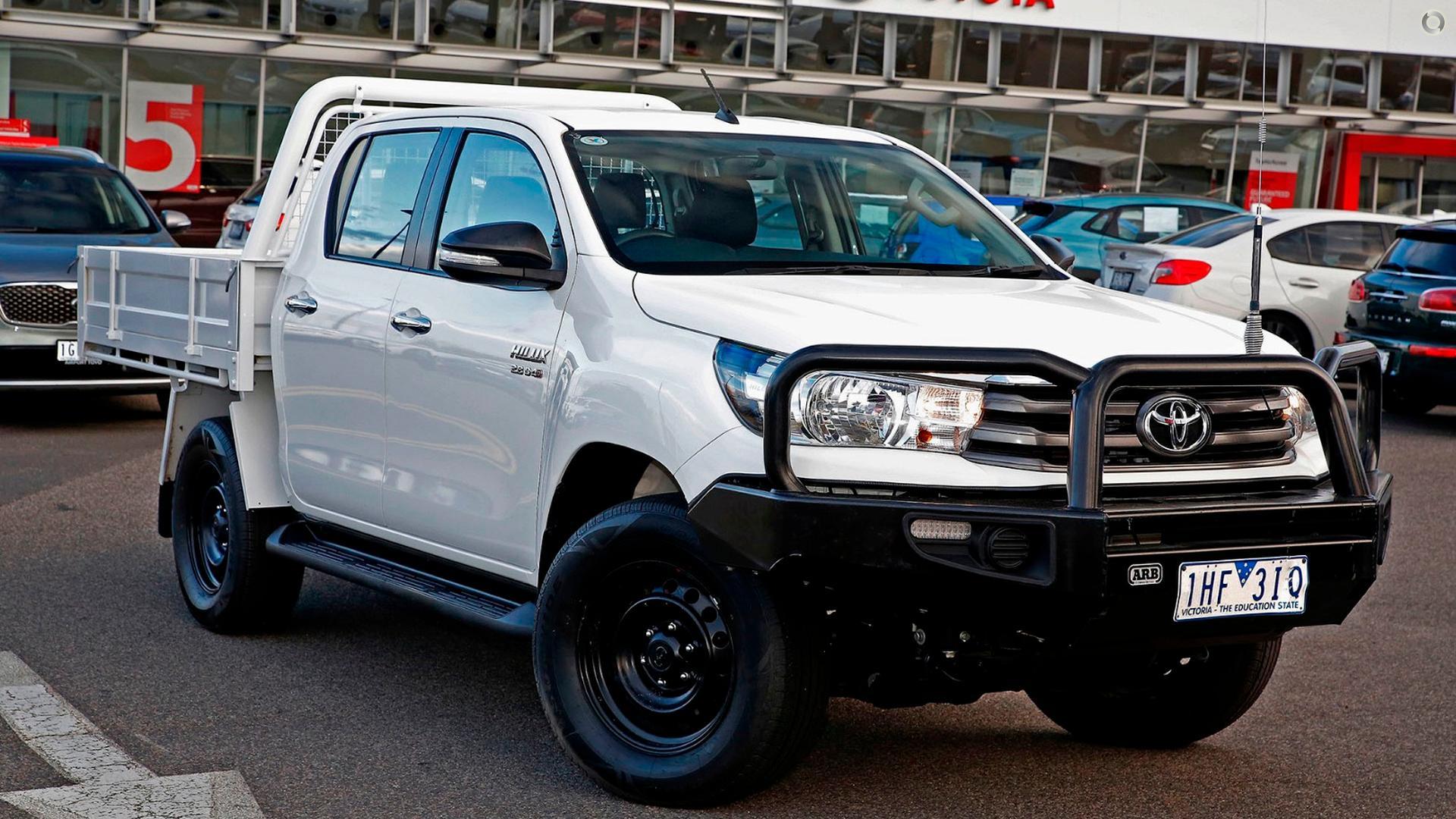 2015 Toyota Hilux GUN126R