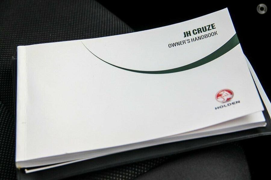 2013 Holden Cruze Equipe JH Series II