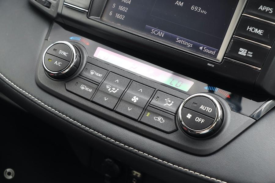 2016 Toyota RAV4 GXL ZSA42R