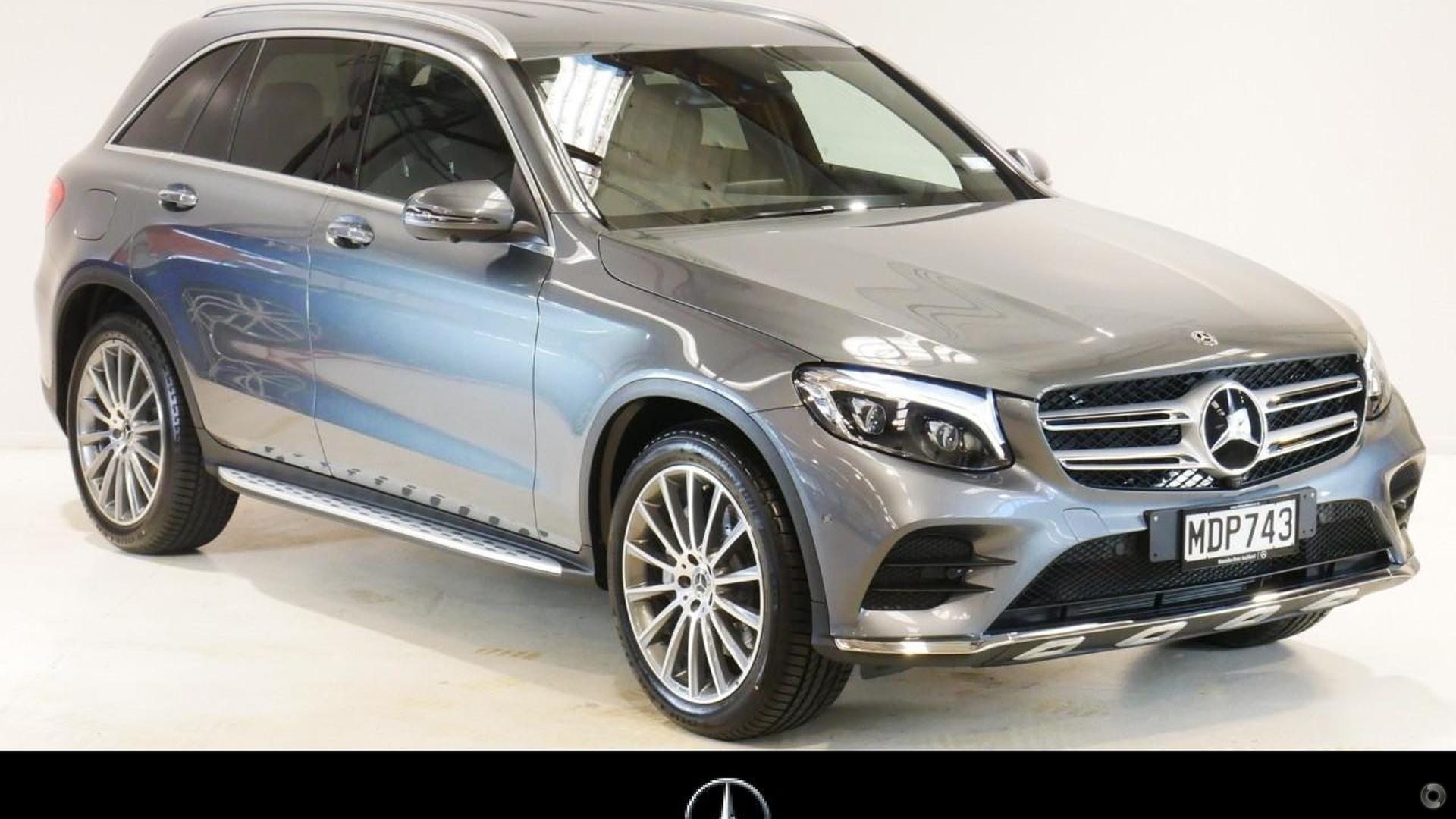 2019 Mercedes-Benz GLC 250 SUV