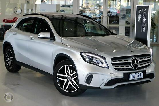 2018 Mercedes-Benz <br>GLA 180