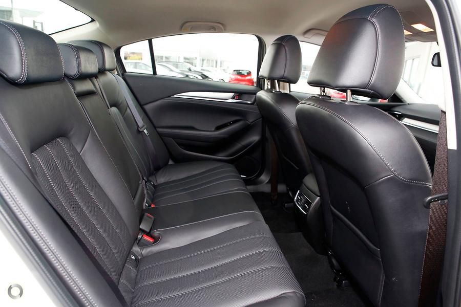 2018 Mazda 6 GT GL Series