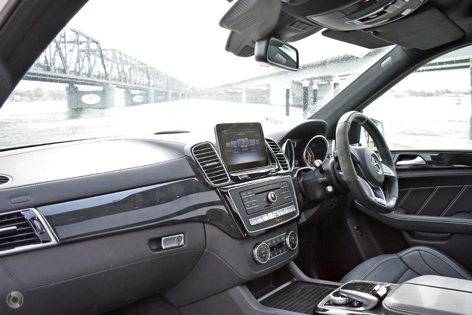 2018 Mercedes-Benz GLE 63 AMG S Wagon