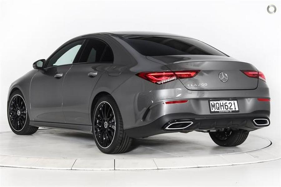 2020 Mercedes-Benz CLA 200 Coupe