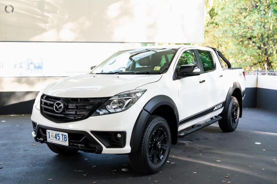 2019 Mazda BT-50 Boss UR