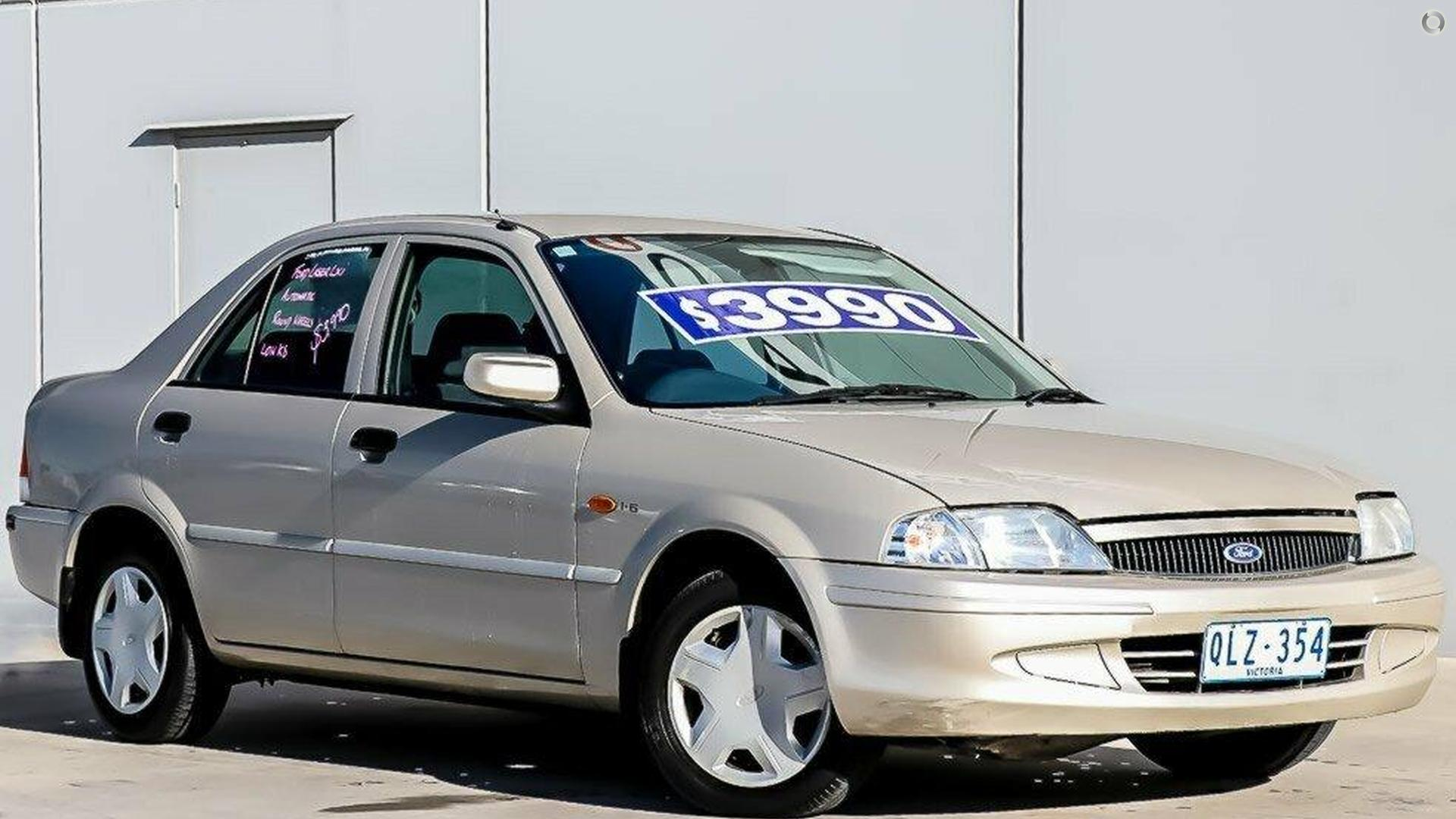 2000 Ford Laser LXi KN