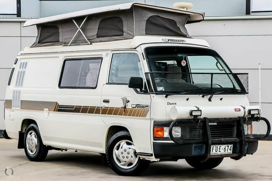 1987 Nissan Urvan Window DFBMY