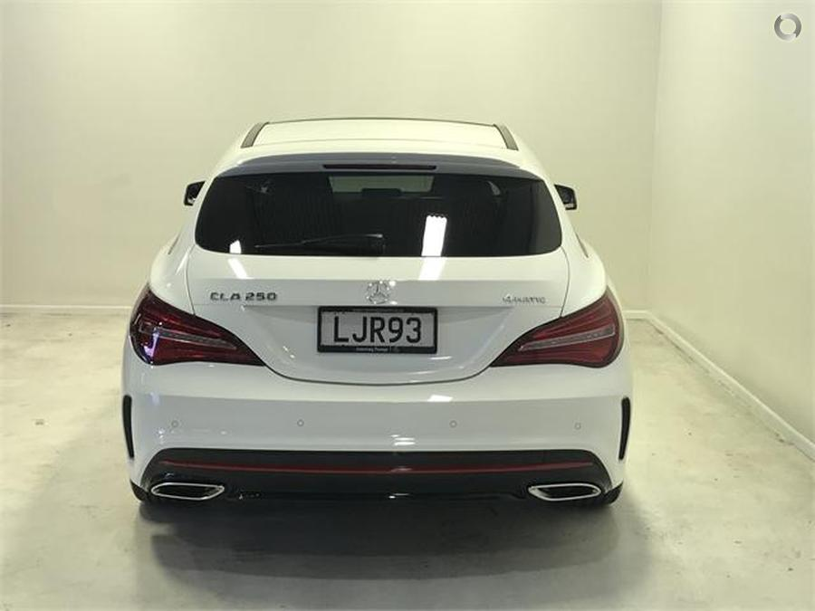 2018 Mercedes-Benz CLA 250 Shooting Brake