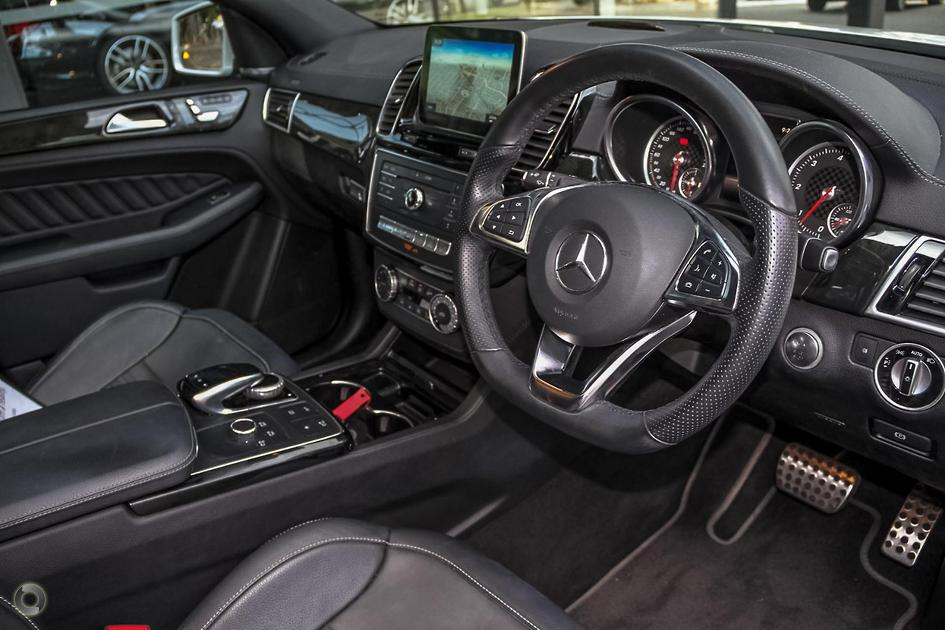 2016 Mercedes-Benz GLE 350 D Coupe