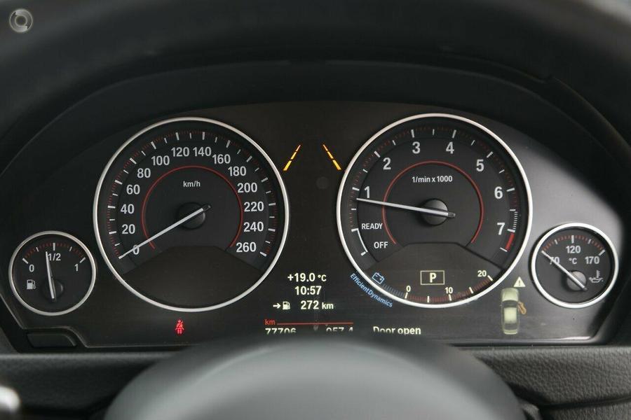 2014 BMW 320i