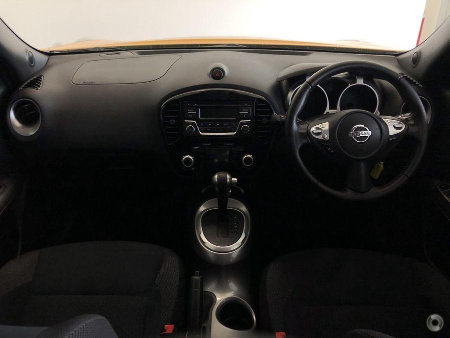 2016 Nissan JUKE ST F15 Series 2