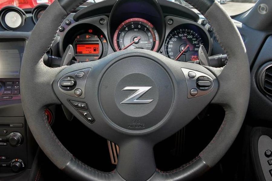 2018 Nissan 370Z NISMO