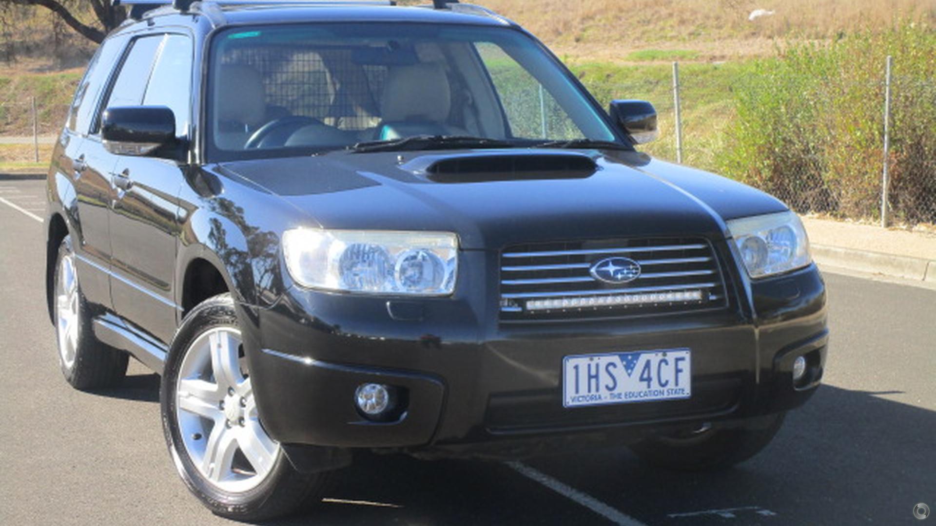 2007 Subaru Forester XT Luxury 79V
