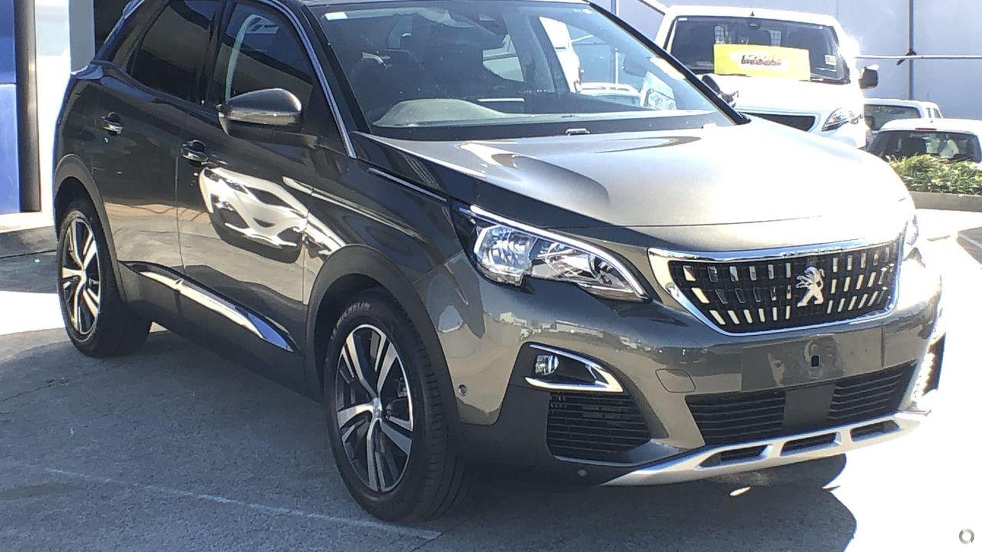 2018 Peugeot 3008 Allure P84