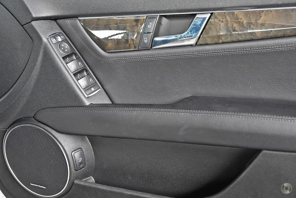2007 Mercedes-Benz C-CLASS Sedan
