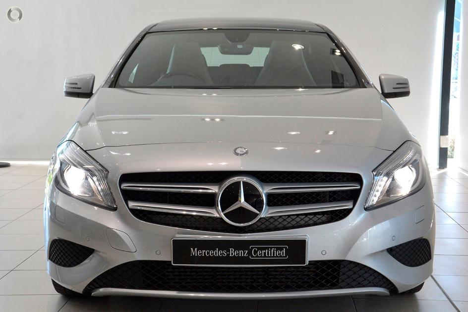 2014 Mercedes-Benz A-CLASS Hatch