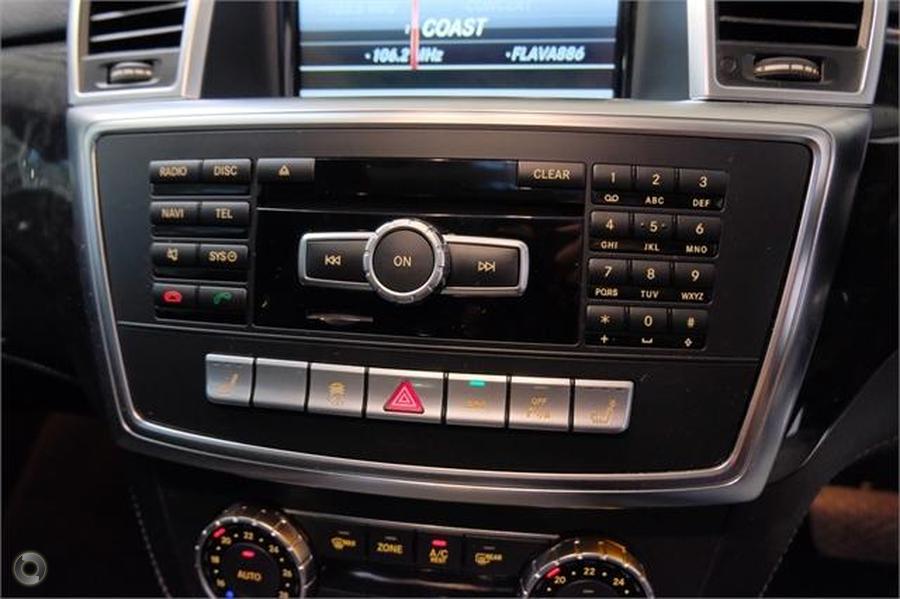 2013 Mercedes-Benz ML 350 CDI Wagon