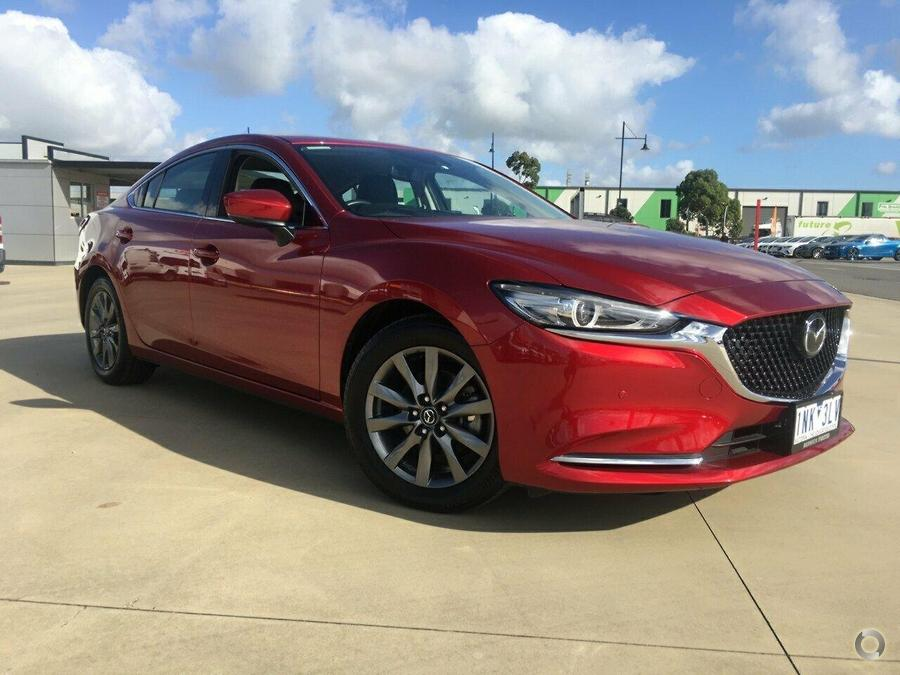 2018 Mazda 6 Touring GL Series