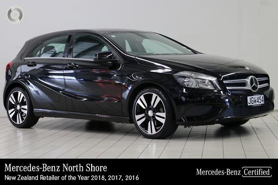 2015 Mercedes-Benz A 200 CDI