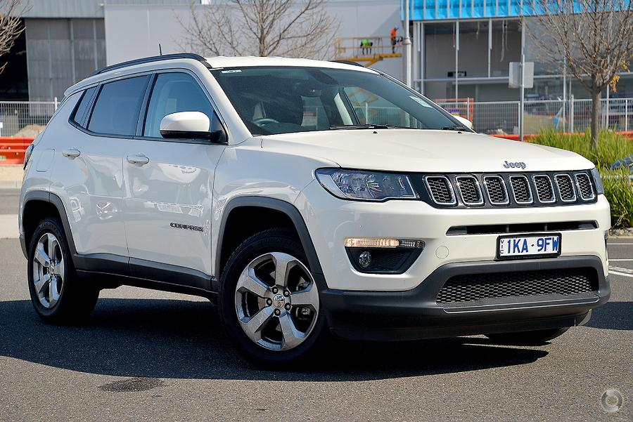 2018 Jeep Compass Longitude M6