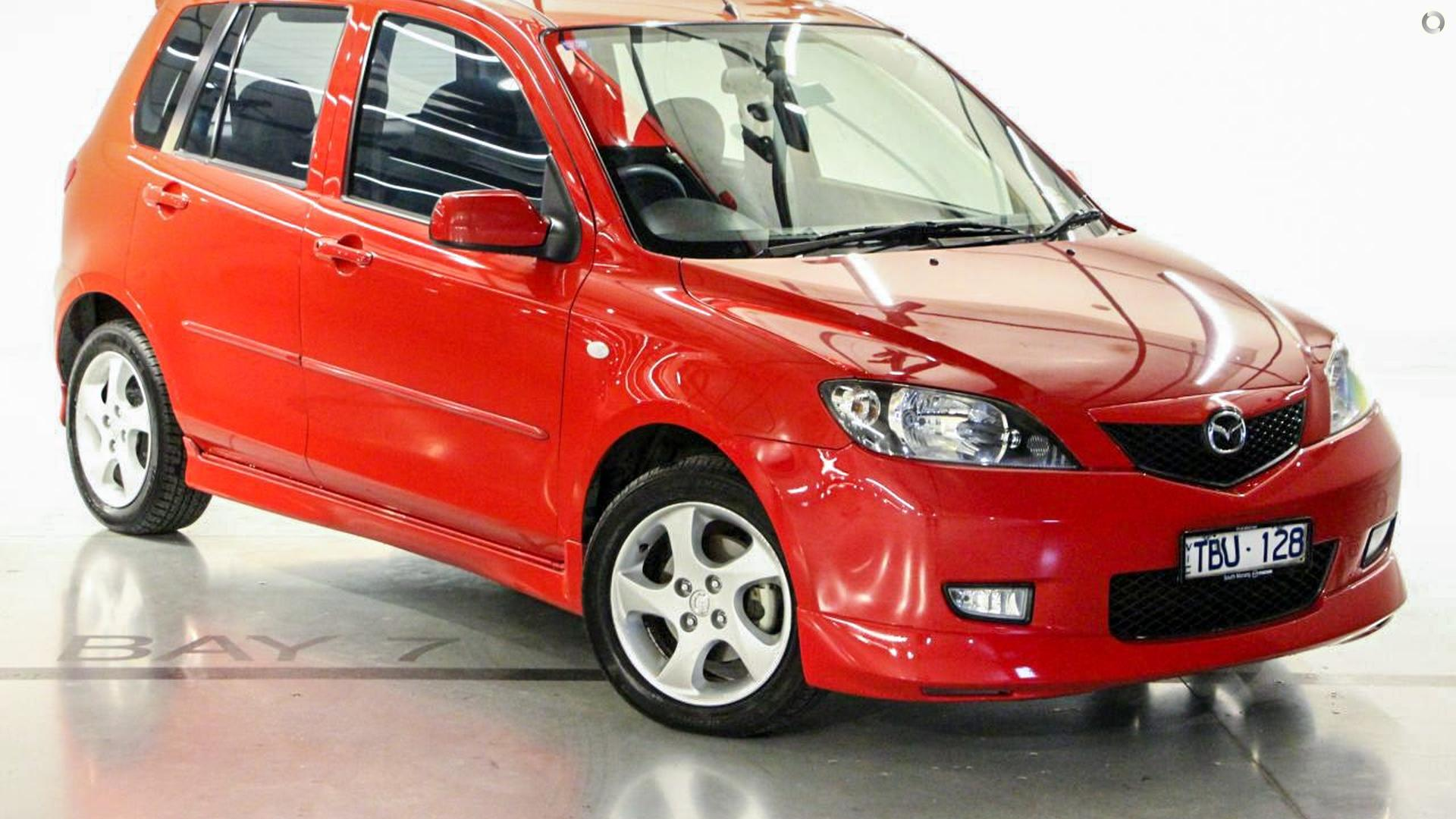2004 Mazda 2 DY Series 1