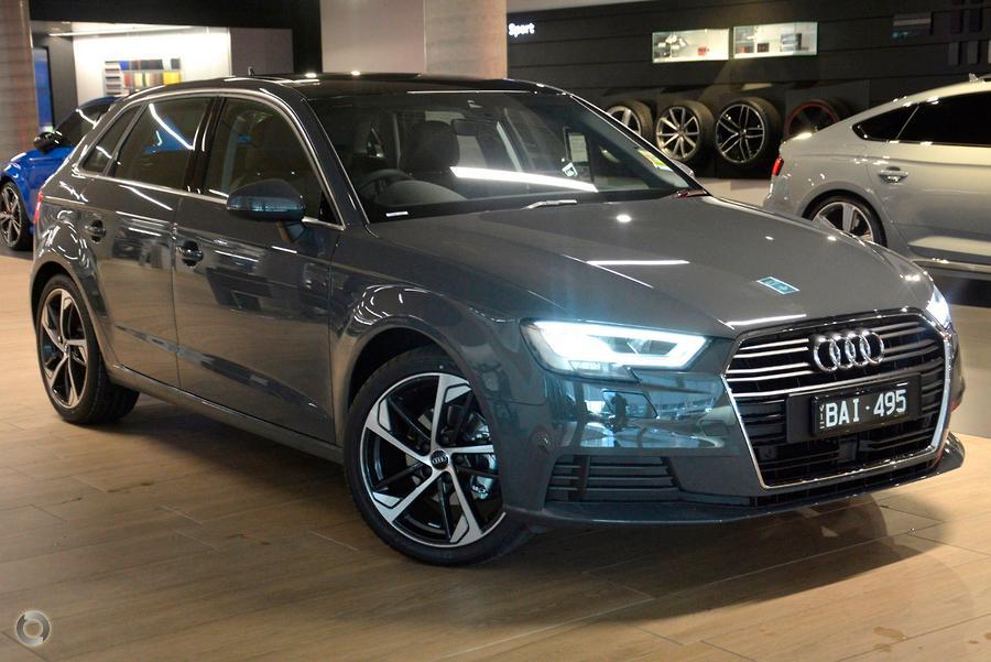 2019 Audi A3 35 TFSI 8V - Zagame Automotive
