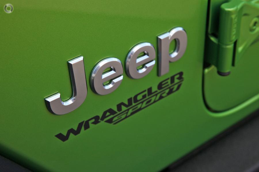 2019 Jeep Wrangler Sport S JL