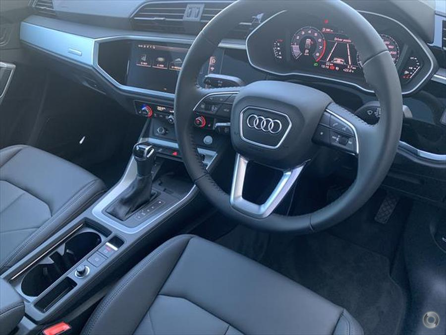 2020 Audi Q3 35 TFSI Launch Edition F3