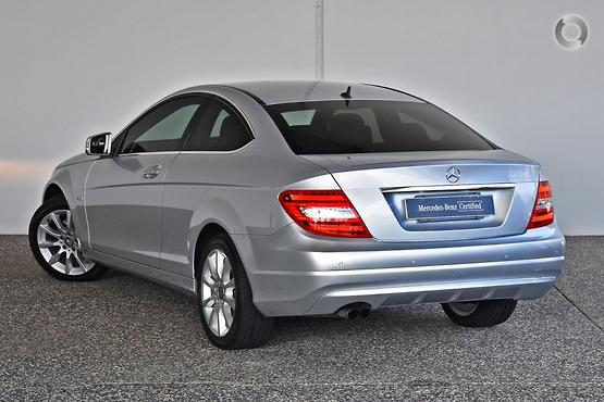 2012 Mercedes-Benz C 180 BLUEEFFICIENCY