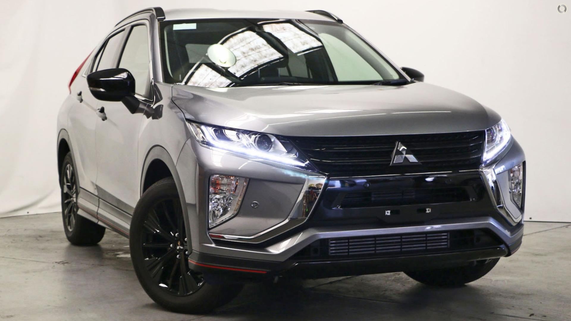 2018 Mitsubishi Eclipse Cross Black Edition YA